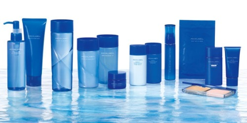 Shiseido-aqualabel-white-range
